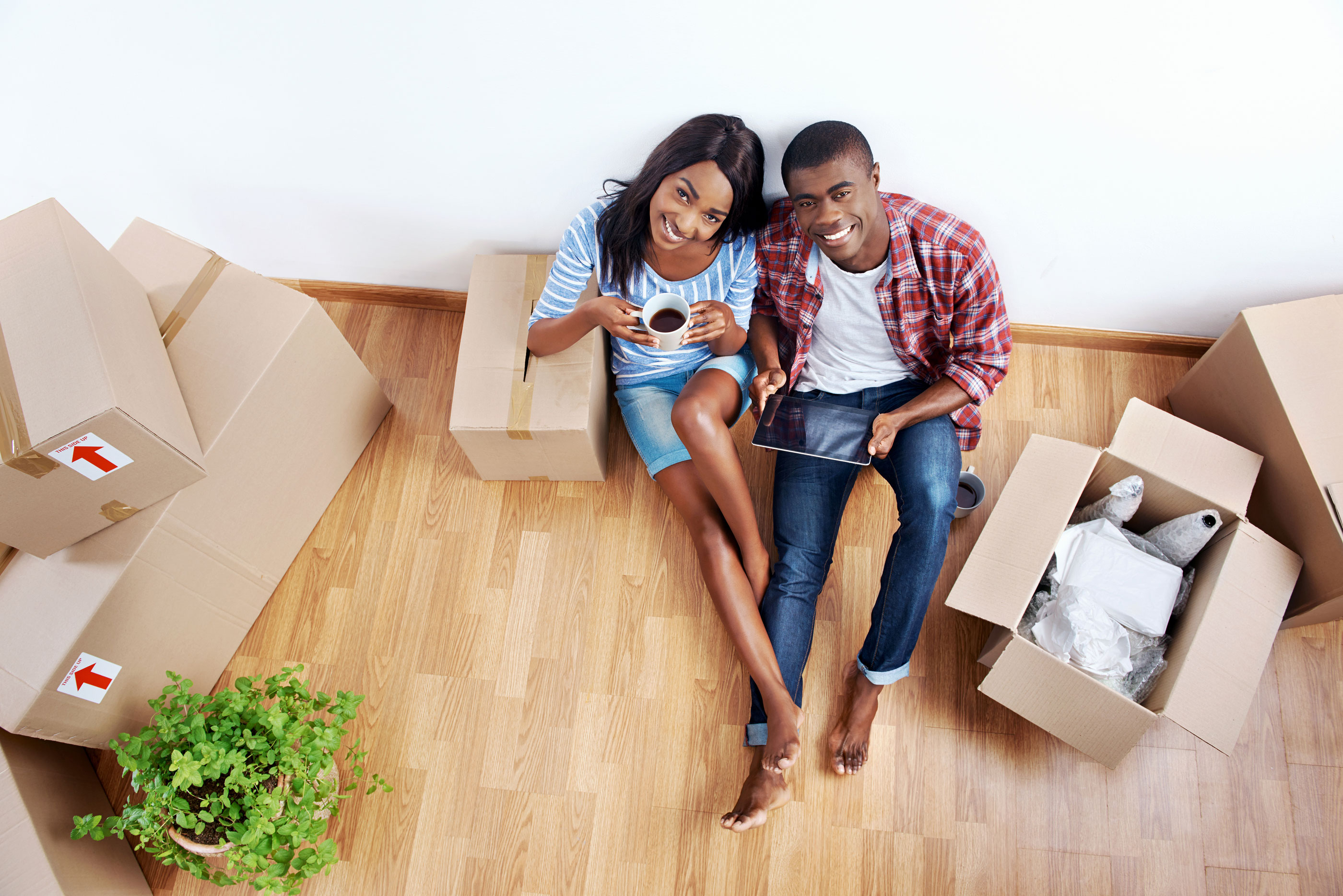 moving services in San Fernando Valley - items